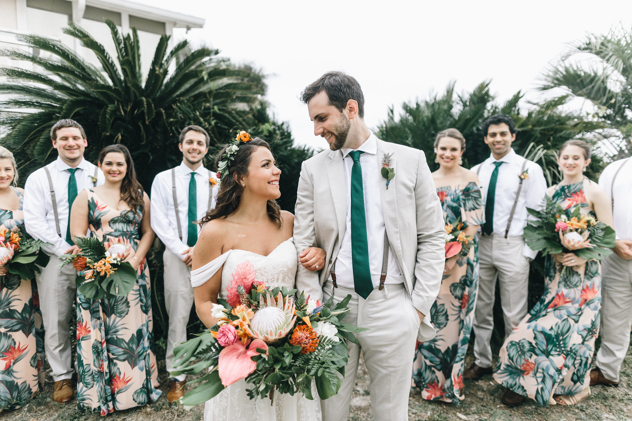 Candace & Kevin's  Omni Hilton Head wedding