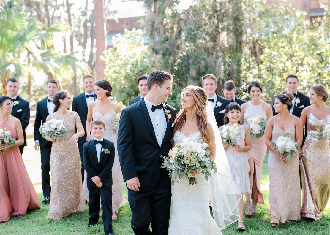Sydney & Edward's  Long Cove Club wedding