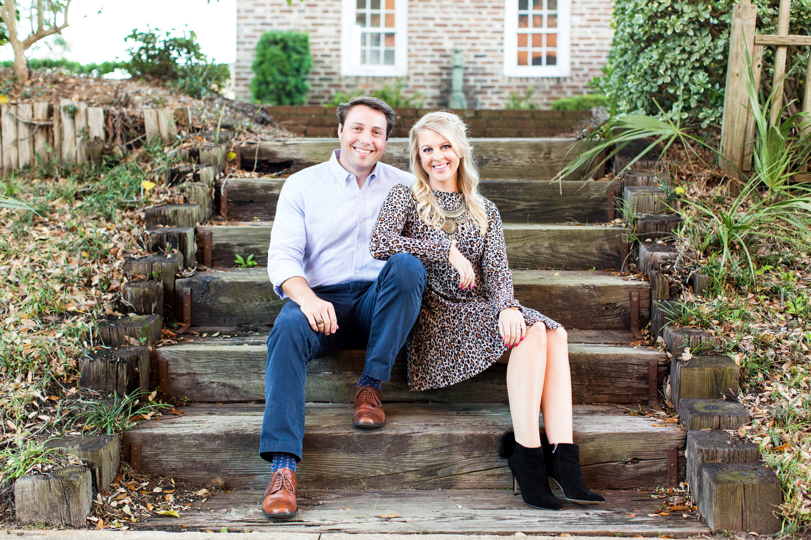 Scott & Bree's Kaminski House & Museum Engagement