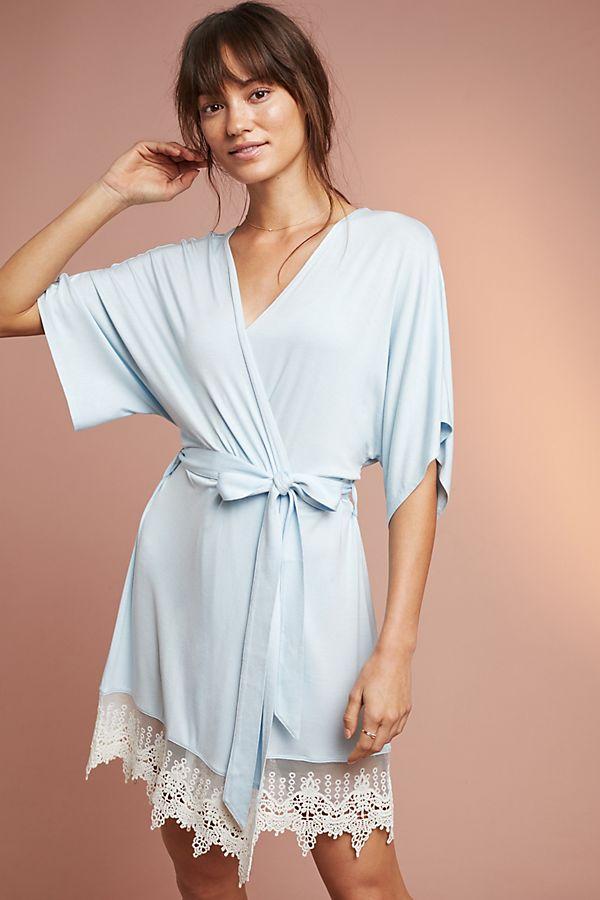 Splendid Lace Robe