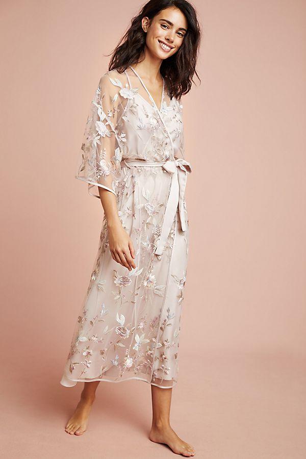 Juliette Embroidered Robe