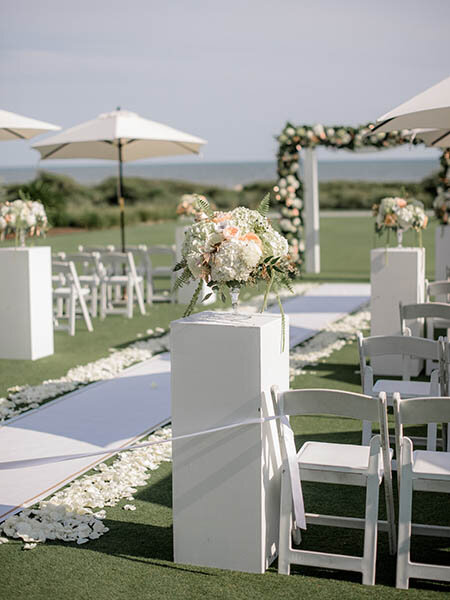 Sanctuary Wedding at Kiawah Island Golf Resort  ll  Charleston Wedding Photography