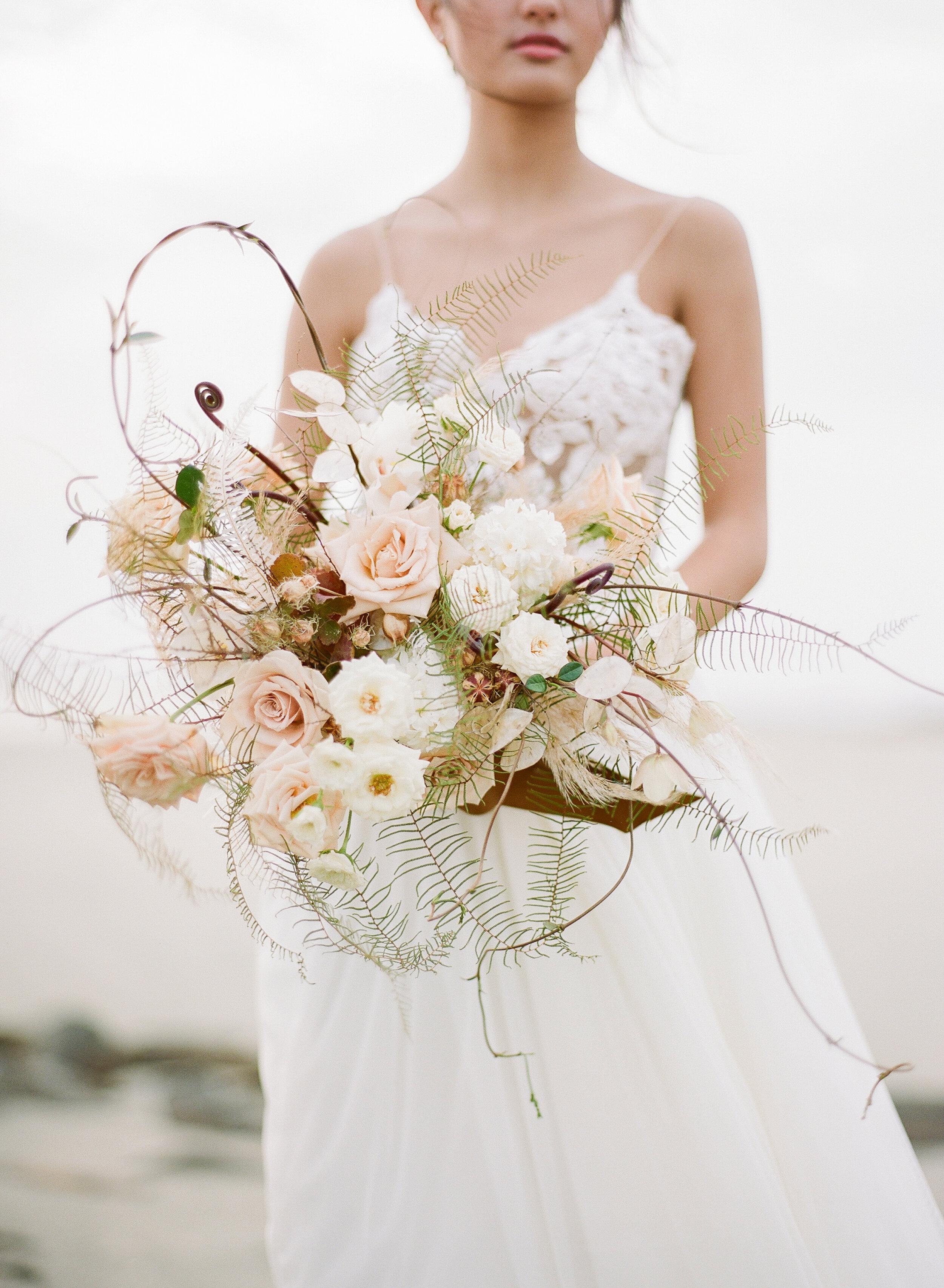 Heidi Inabinet of On A Limb Floral Studio  l  Charleston SC Wedding Vendor