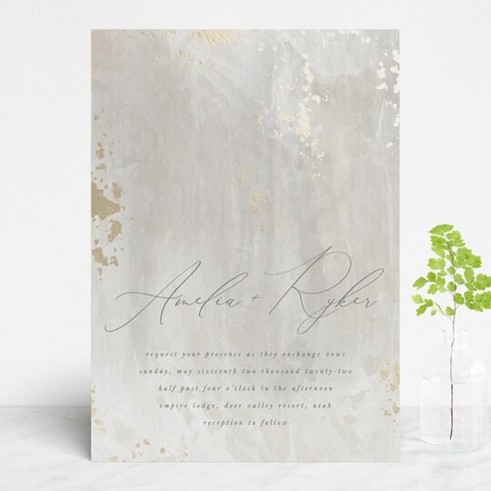 Fresco Wedding Invitations