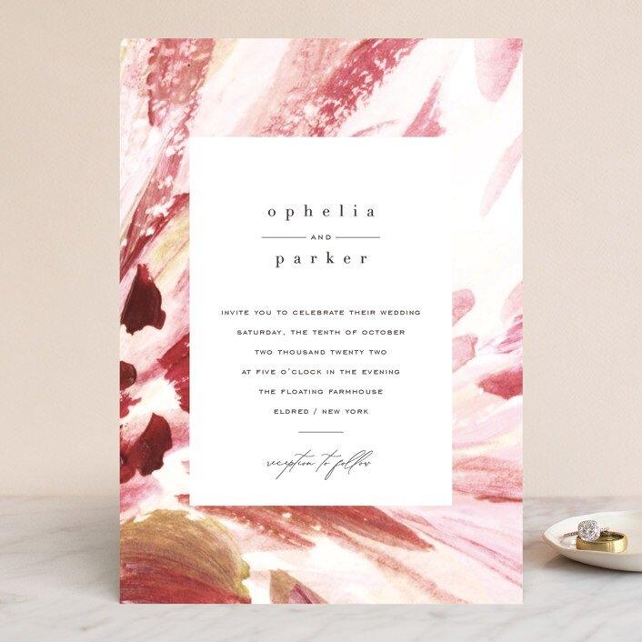 Pollen Invitations