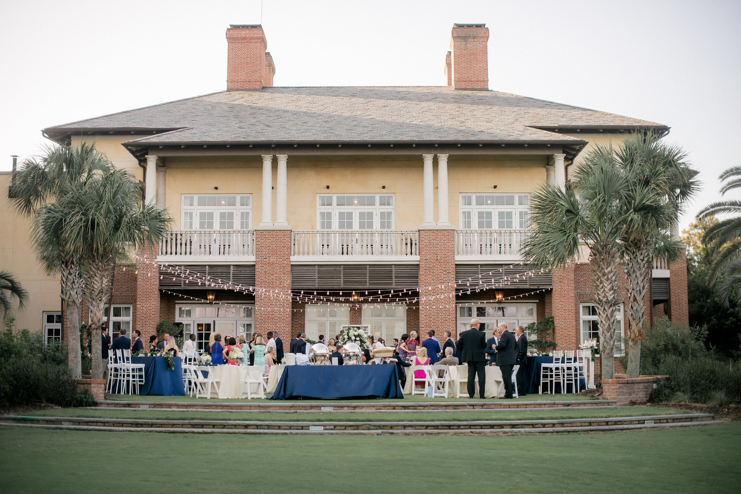 Sanctuary Wedding at Kiawah Island Golf Resort  ll  Charleston Wedding Venue