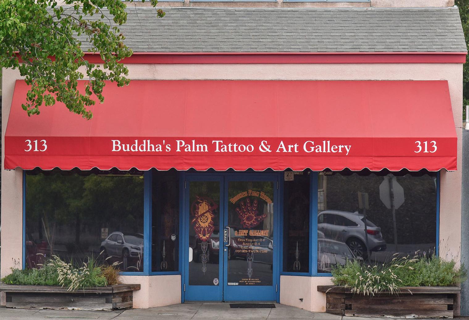 Buddha's Palm Tattoo & Art Gallery