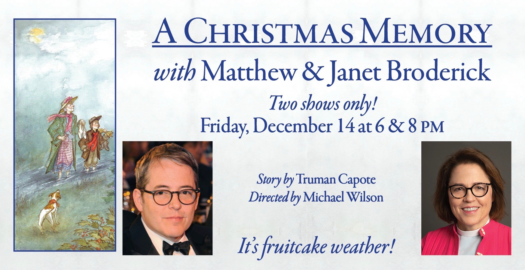 Tickets: - For tickets to the 6 PM show, click here.For tickets to the 8 PM show, click here.