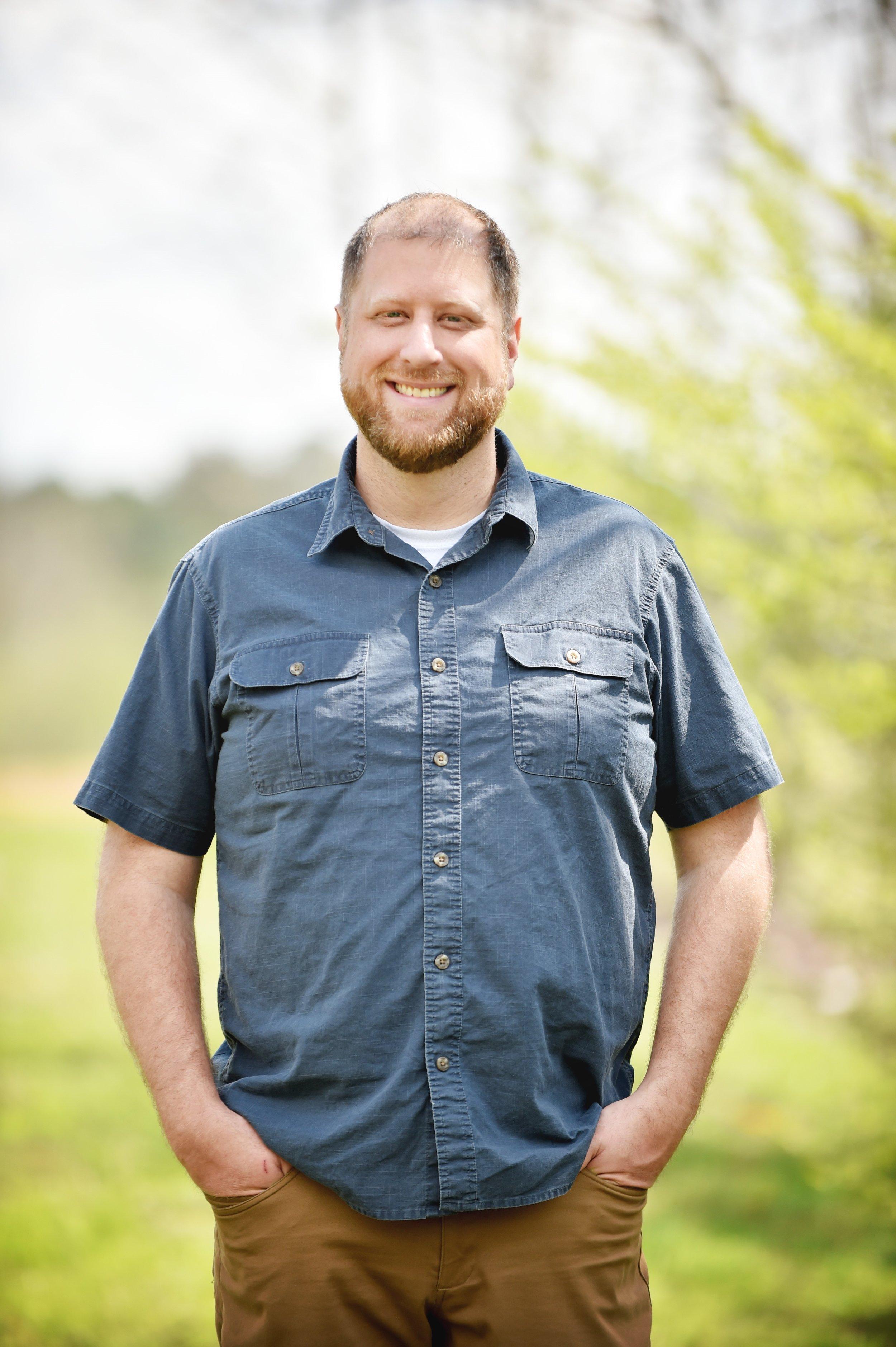 Discipleship Pastor - Jeremy Simpson