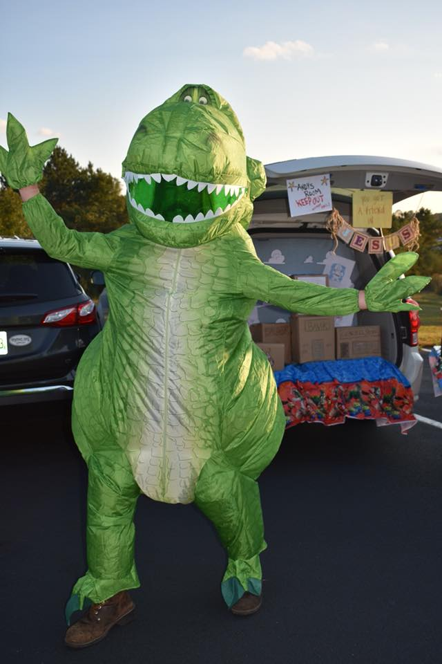 Trunk or Treat -