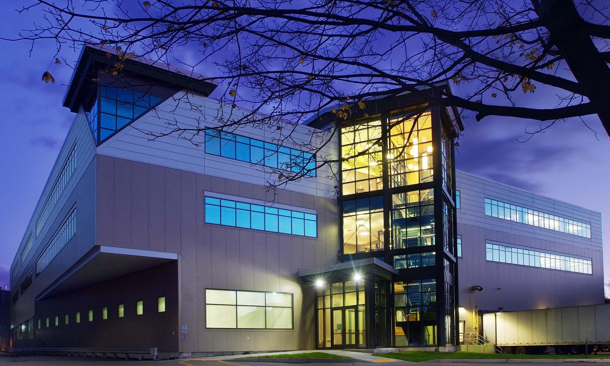 Keurig Green Mountain, Waterbury Plant Expansion