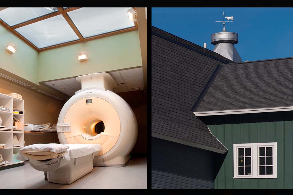 University Of Vermont Medical Center 3.0T MRI / Laraway Youth & Family Services