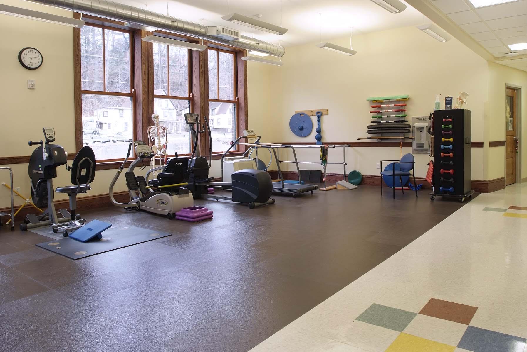 Springfield Health Center Rehab. Gym