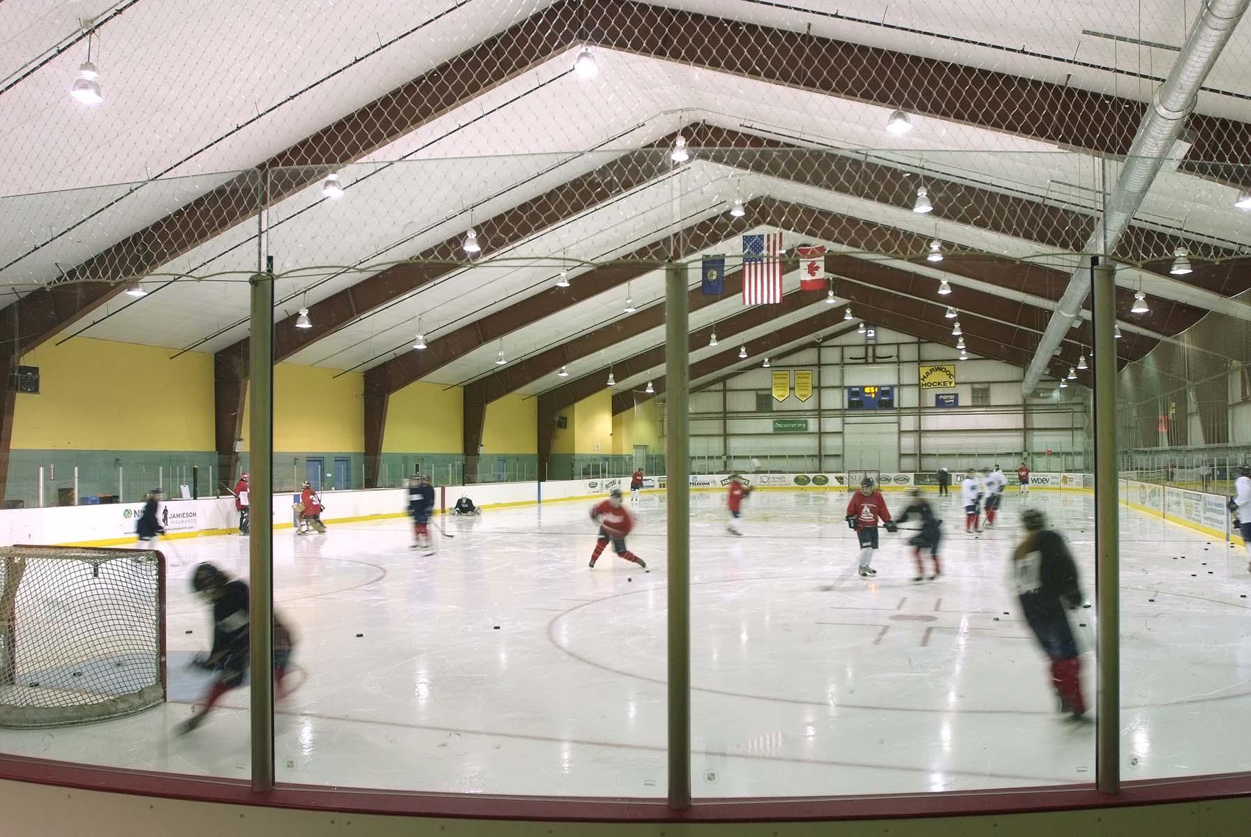 The Ice Center of Washington West