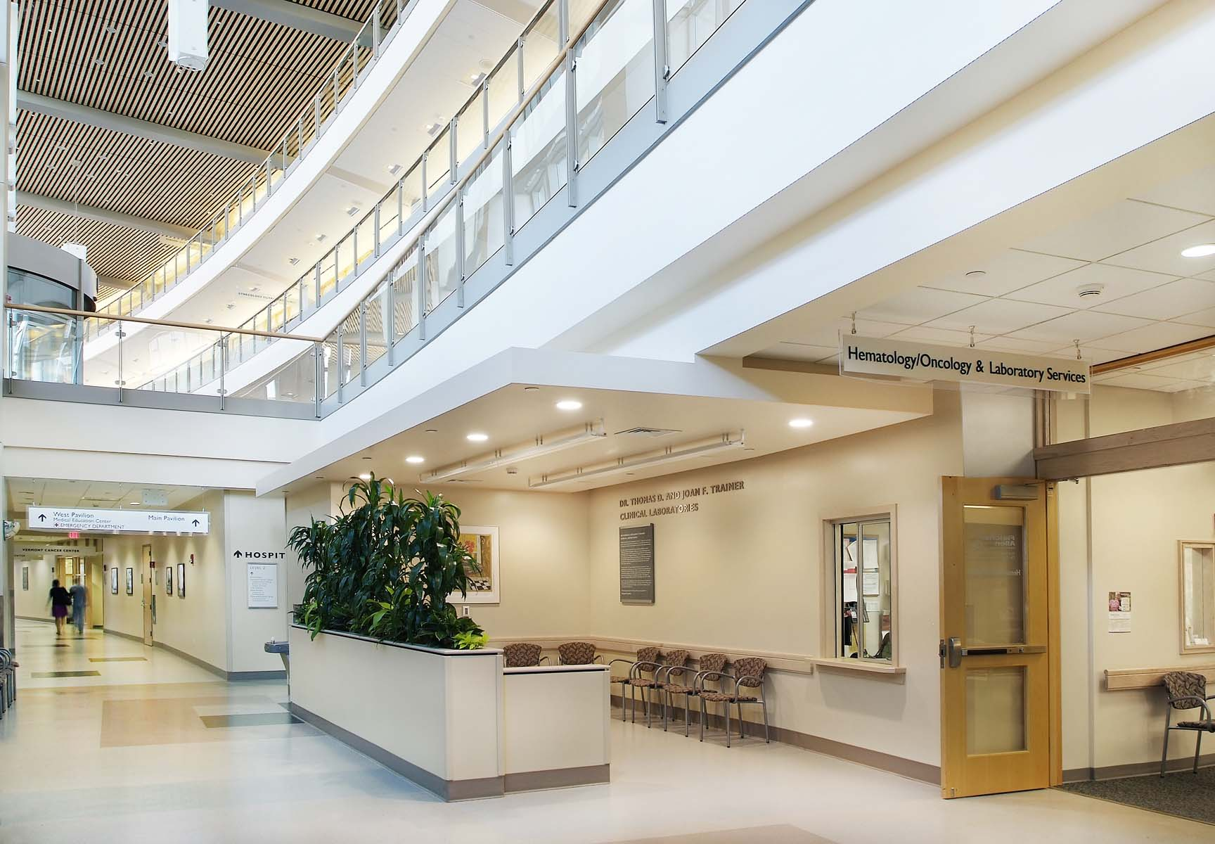 University of Vermont Medical Center Oncology