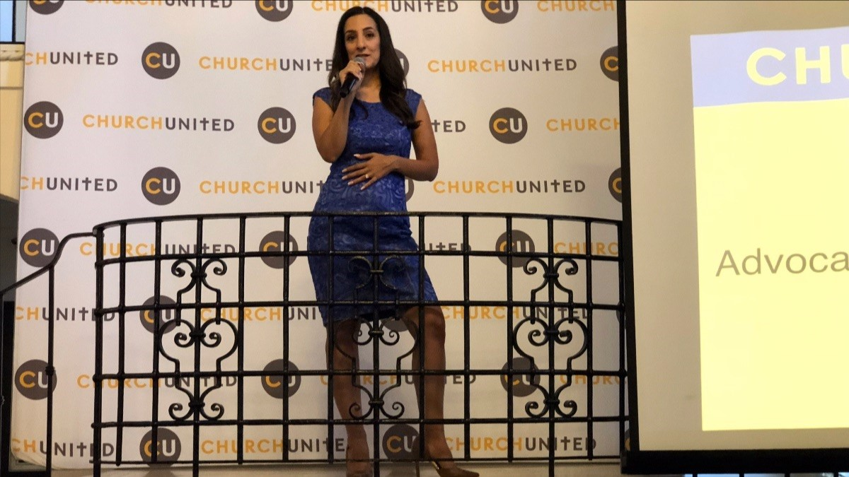 October, 2018, Advocates for Faith and Freedom attorney, Nada Higuera, spoke at Church United's Riverside Regional Briefing. She's representing Church United over the religious and sexual orientation discrimination actions of Vimeo. A potential lawsuit may be filed in 2019.