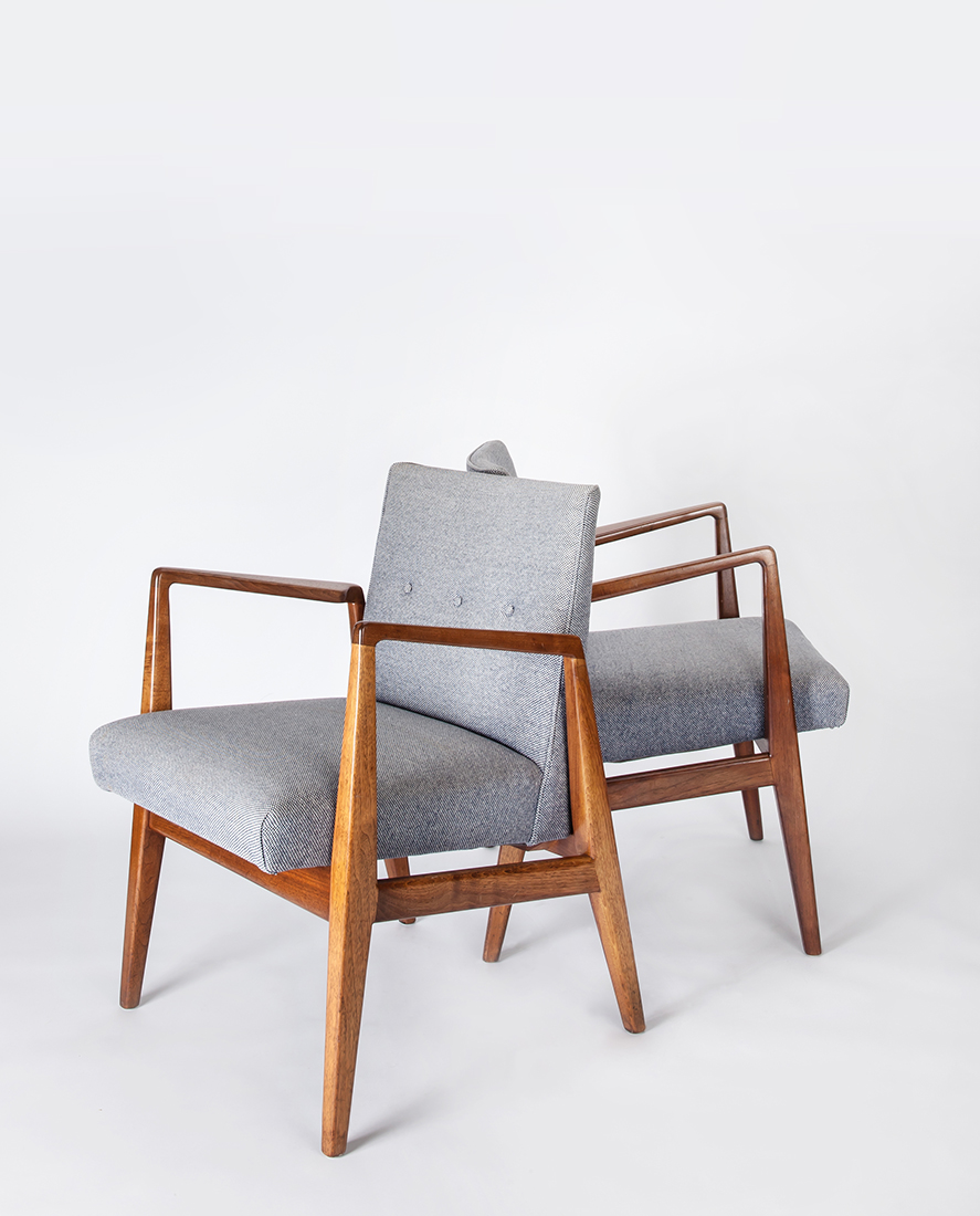 """""""Mad Men"""" Chairs (pair)"""