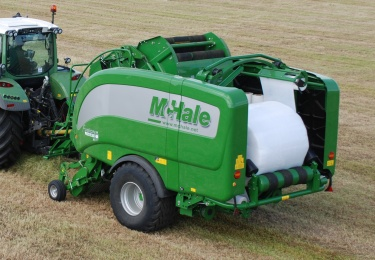 Fusion Integrated Baler Wrappers