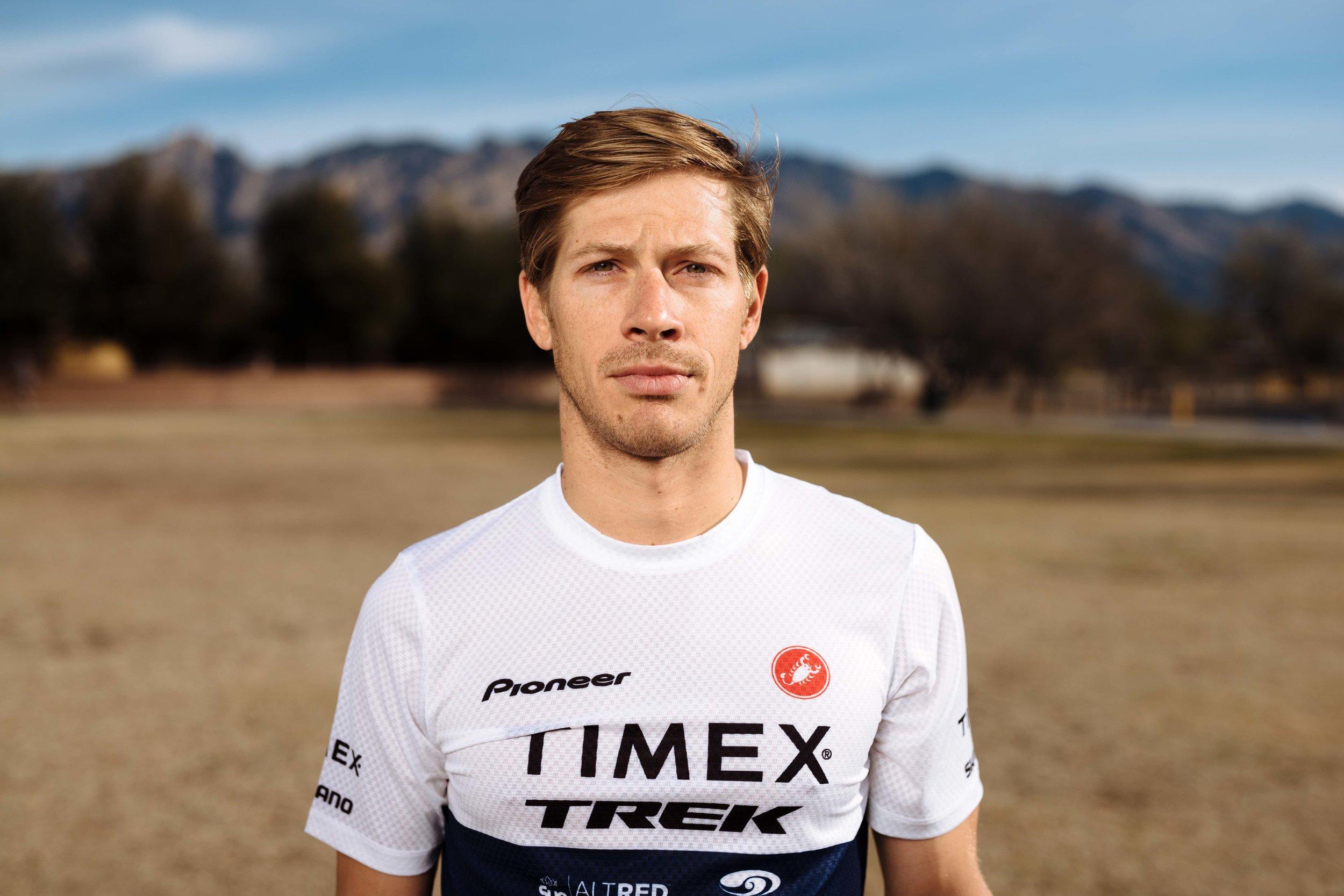 Derk De Korver - Wins Ironman Santa Rosa in 8:42:37