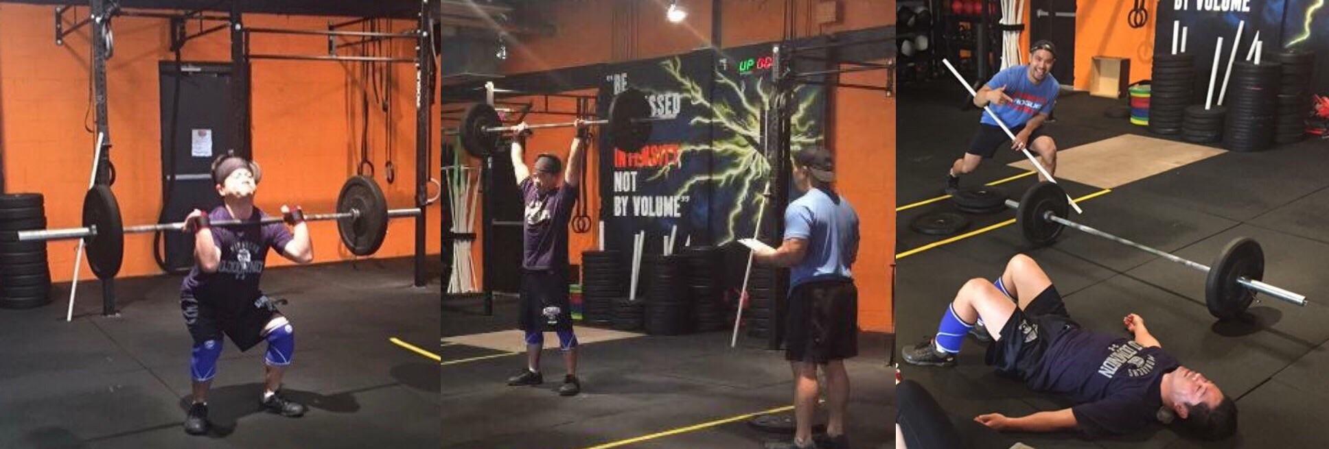 CrossFit Open 2016, Workout 16.5