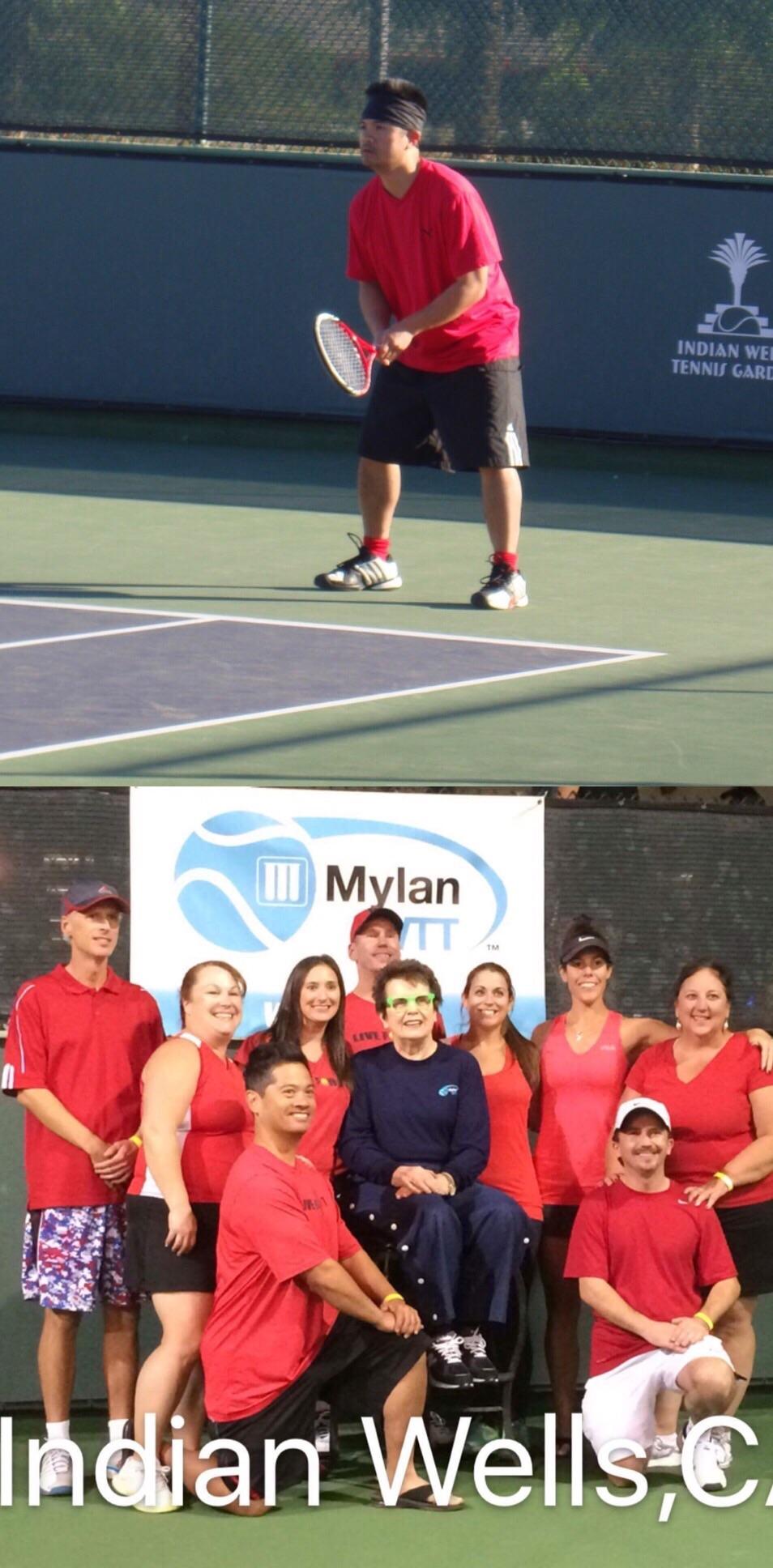 Mylan WTT National Championships, Indian Wells, CA/Billy Jean King