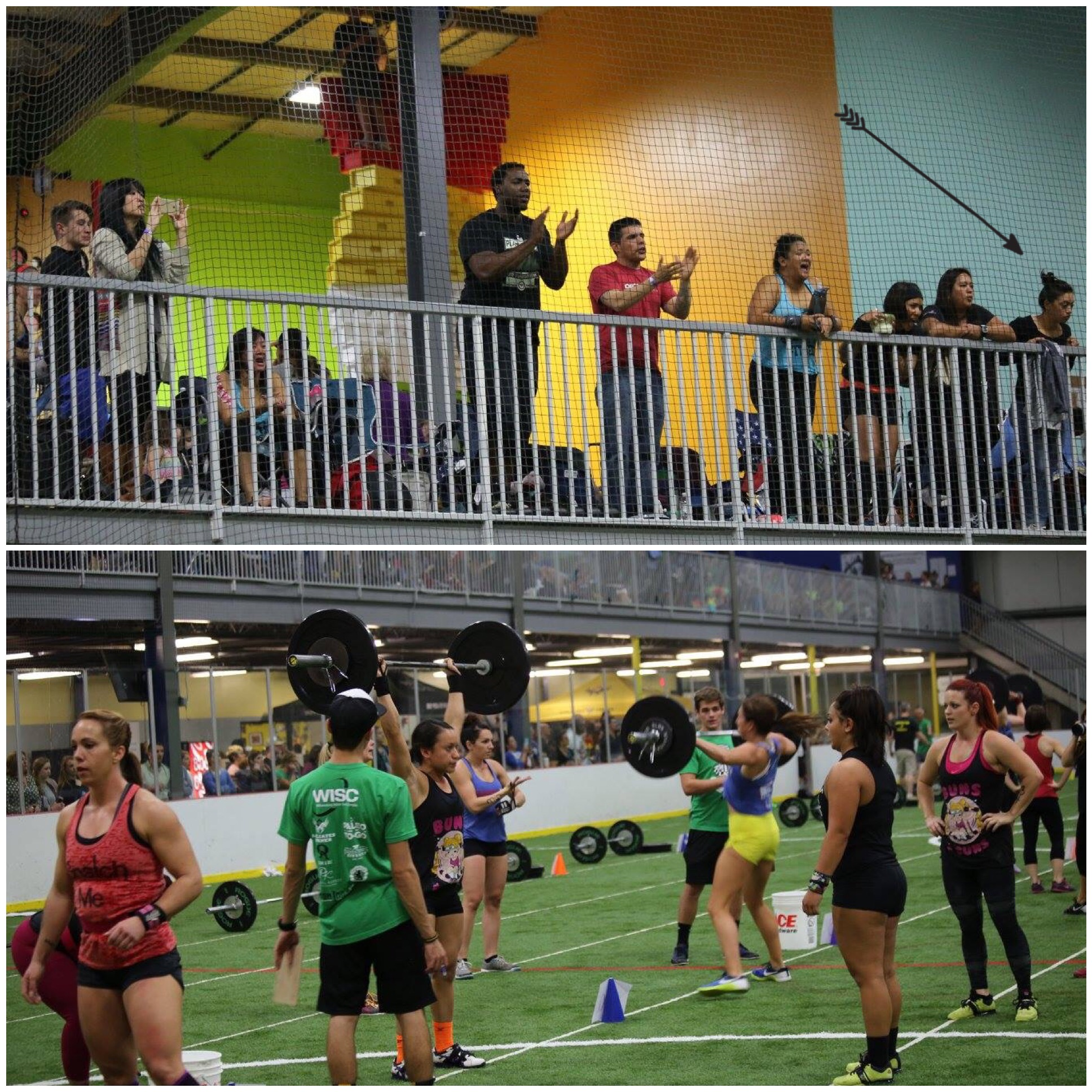 DBCF: KC watches CrossFit for the first time, April Bossons snatching/Gangs of the Mid-Atlantic 2015
