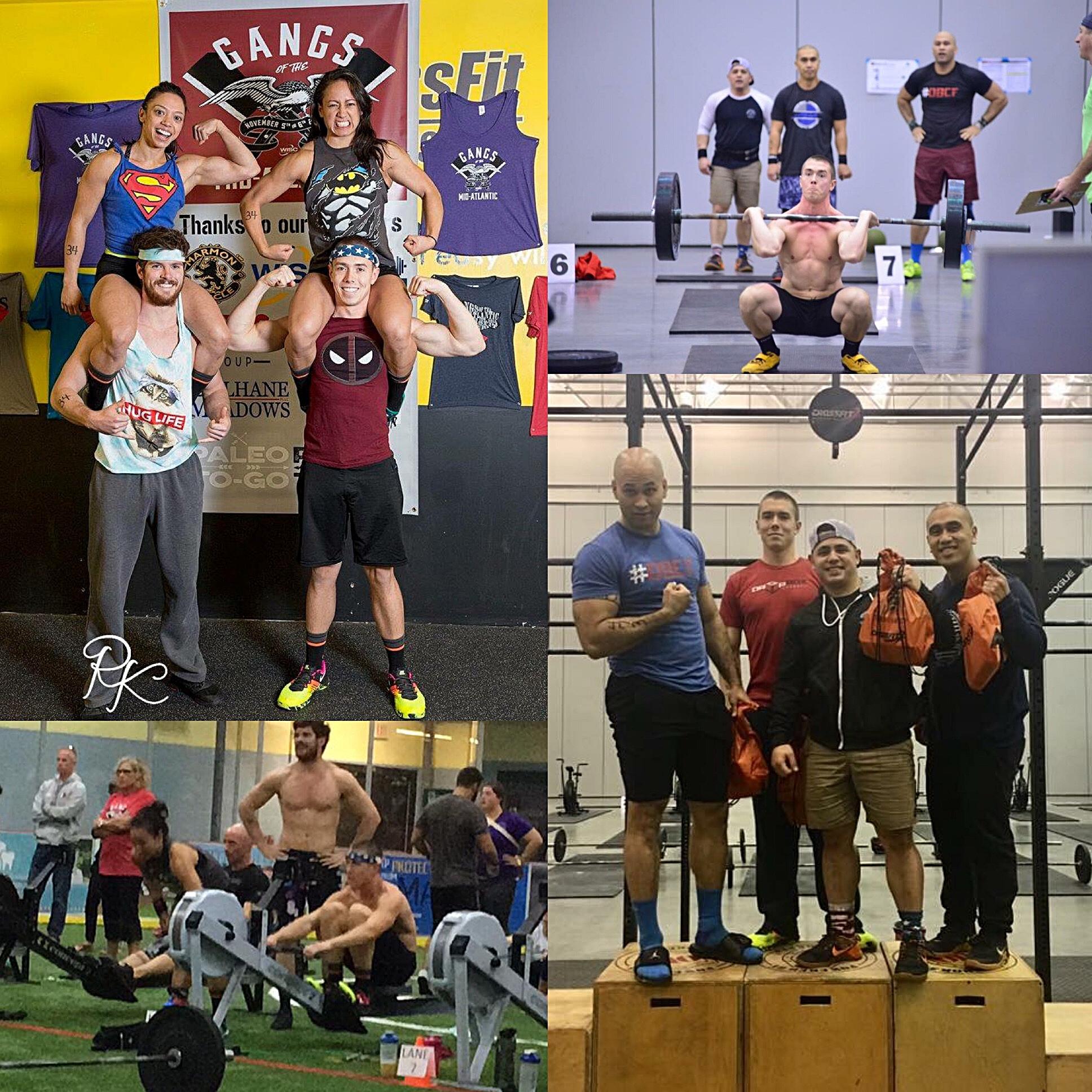 Gangs of the Mid-Atlantic 2016 (CF Williamsburg),Connor, April, KC ....Team Grit 2017 (CF OP),Kaleo, Mike, Teddy