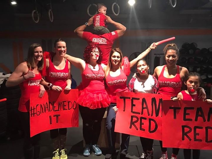 Stacey is very creative and helped lead Team Red win week 1 in DB's Spirit Challenge for the Open earlier this year!