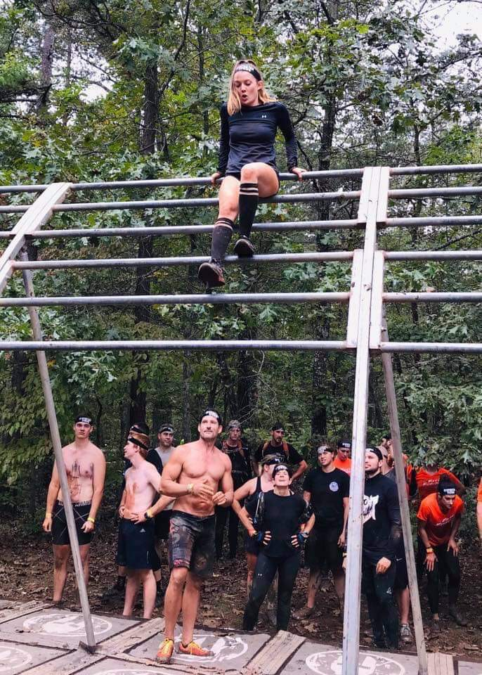October 2018: Spartan Super with fellow DBCF spartans