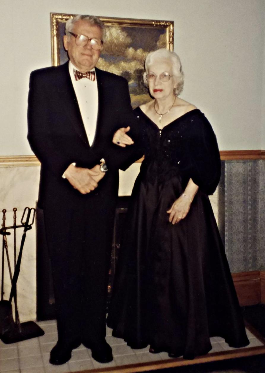 Bob and Norma Schaub