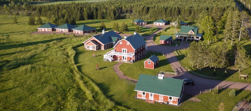 Madeline Island School of the Arts on Middle Road