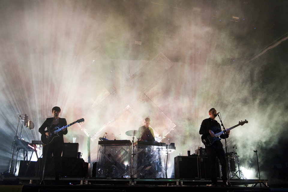 The XX - Mainstage - Friday | Photo by Gaëlle Beri