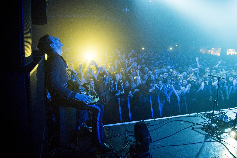 Miles Kane, Glasgow, 22.11.2018