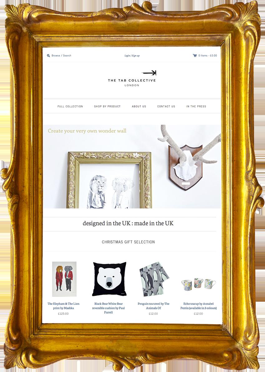 Tab Collective  - Homewares & Interiors