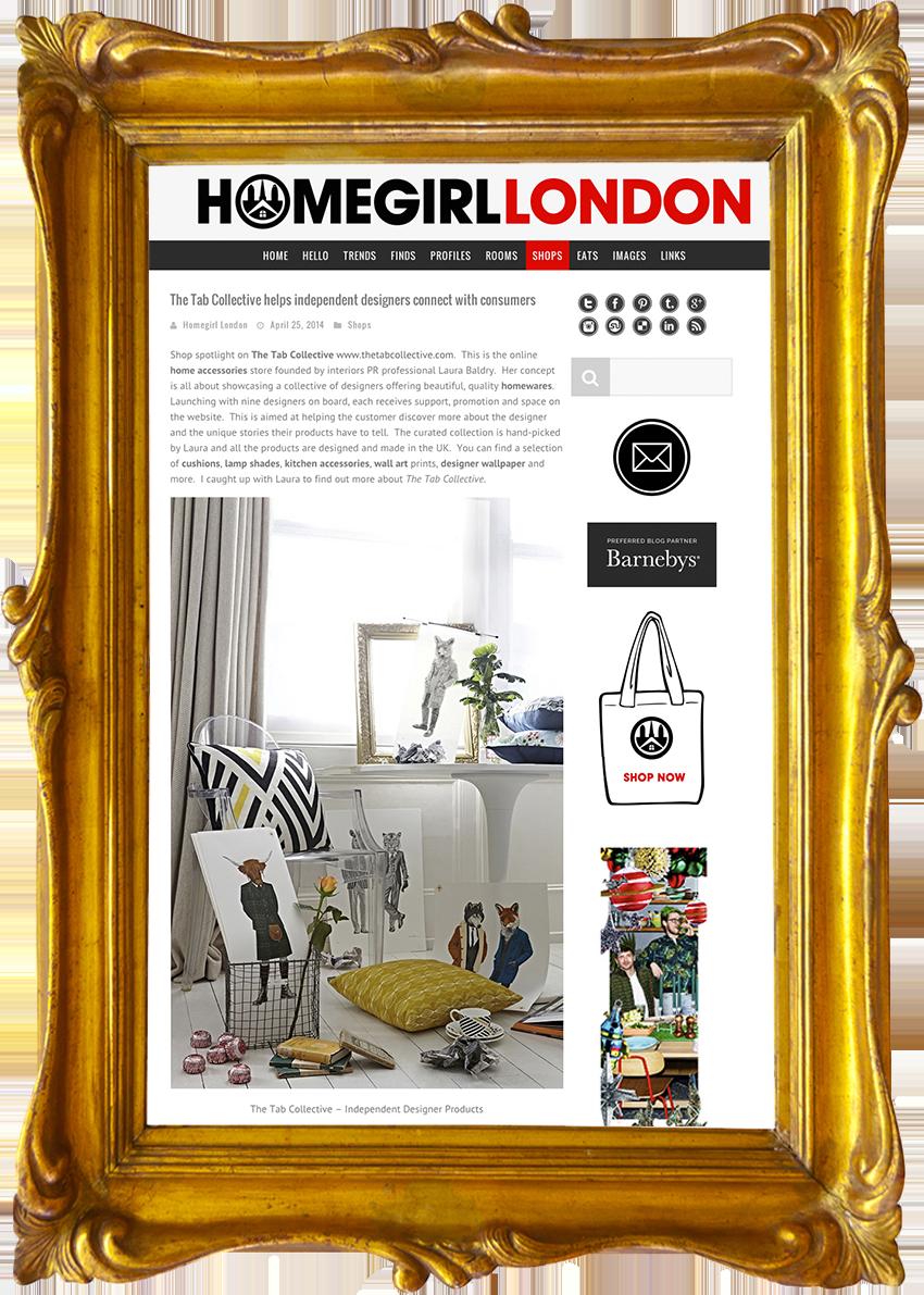 Home Girl  - Lifestyle Blog