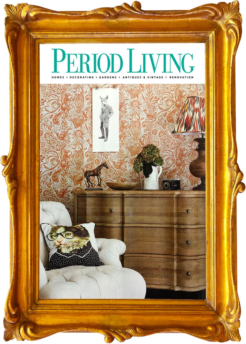 Period Living Magazine  - April Issue 2015