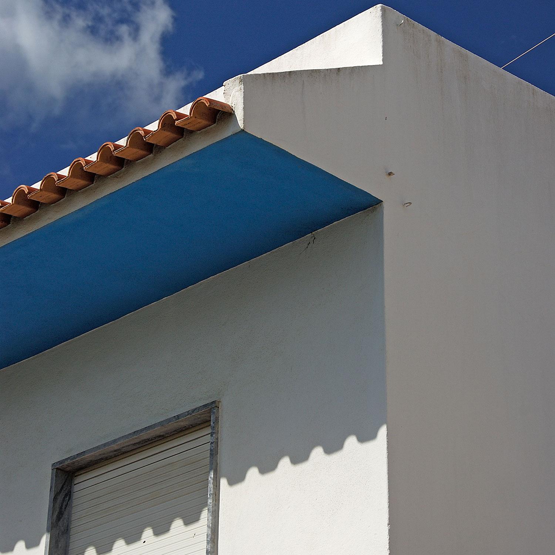 Blue and White, Olhão, Algarve