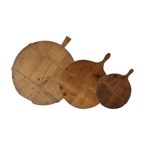 Vintage European Cheese Boards