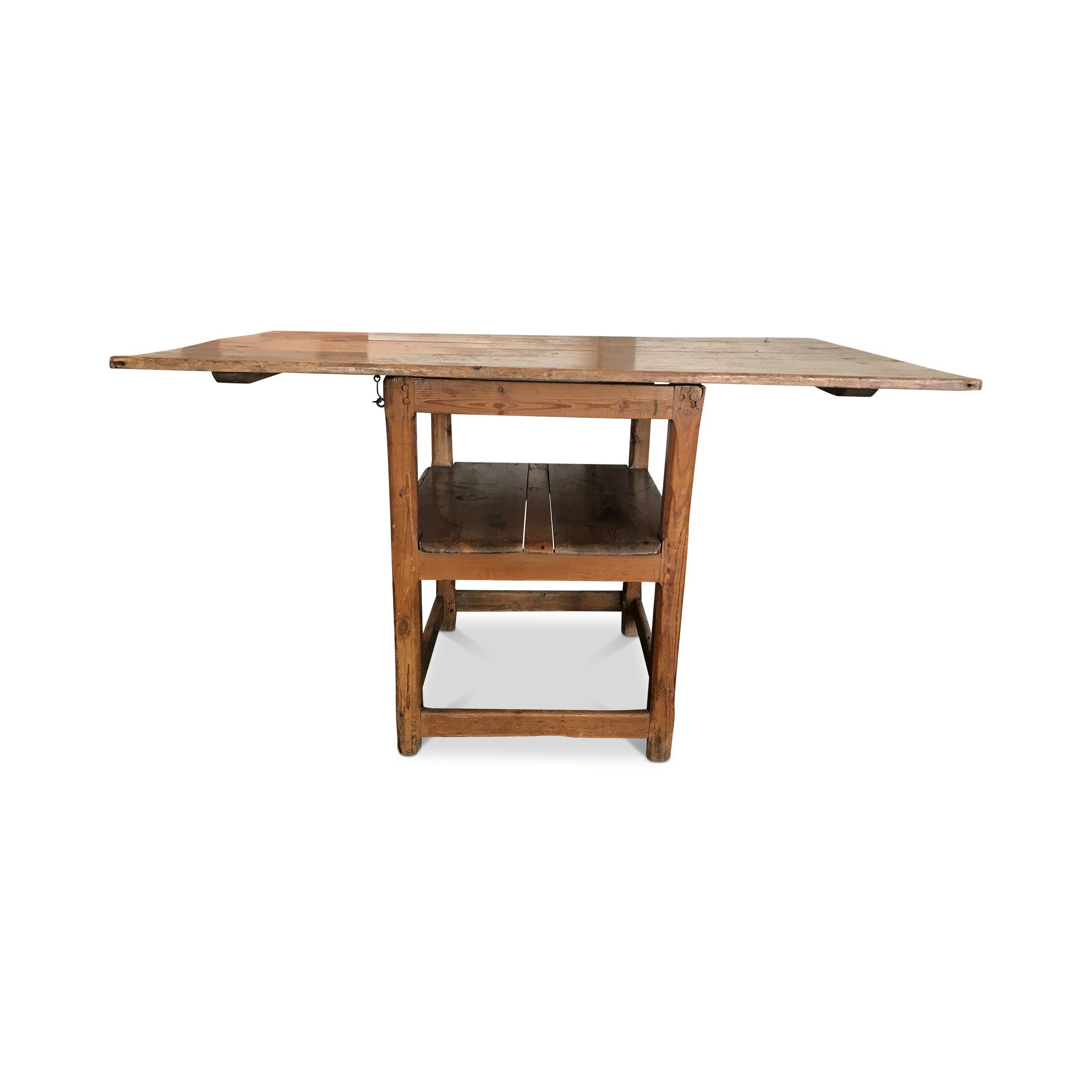 Spanish Wine Table/Chair
