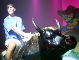 TK Bull Ride