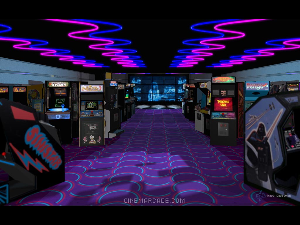 Play a Classic Arcade Game
