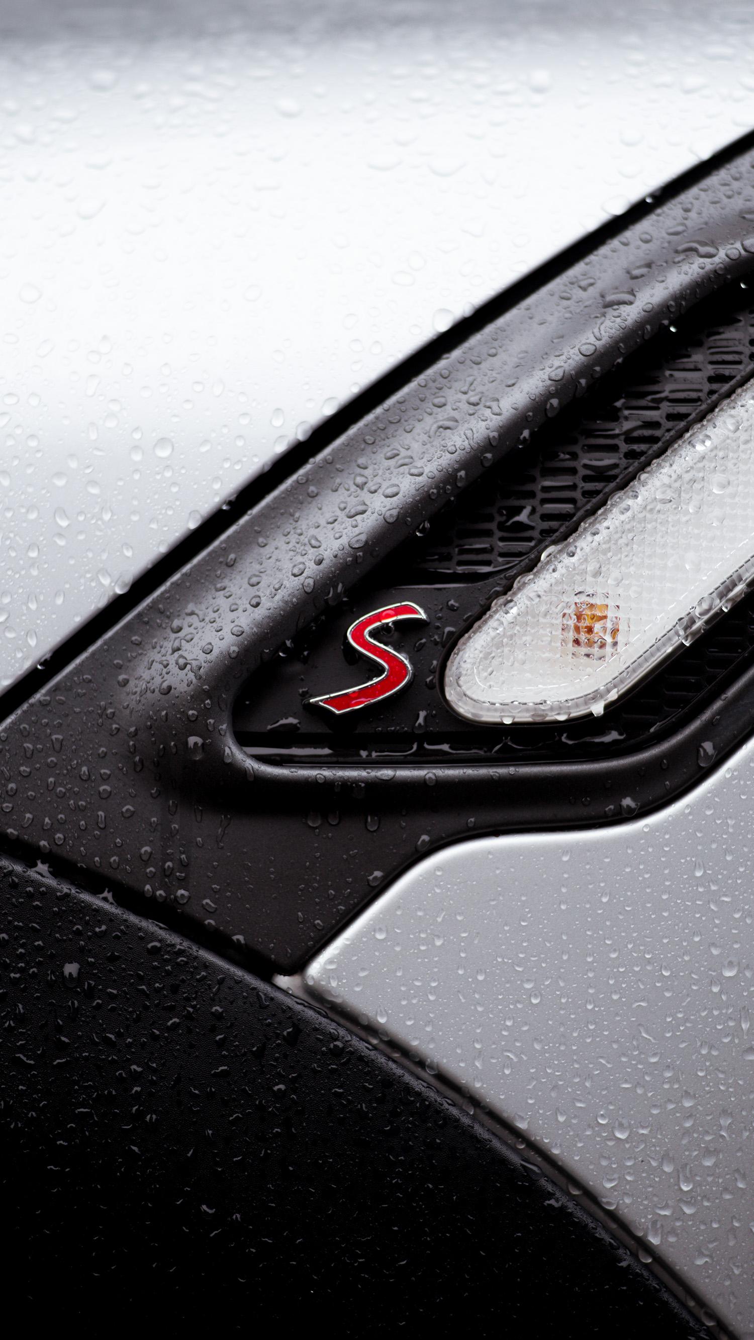 Mini Cooper S, Detail NYC, 2016