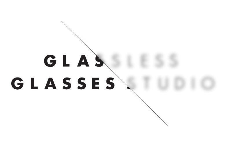 ↬ Glassless Glasses Studio
