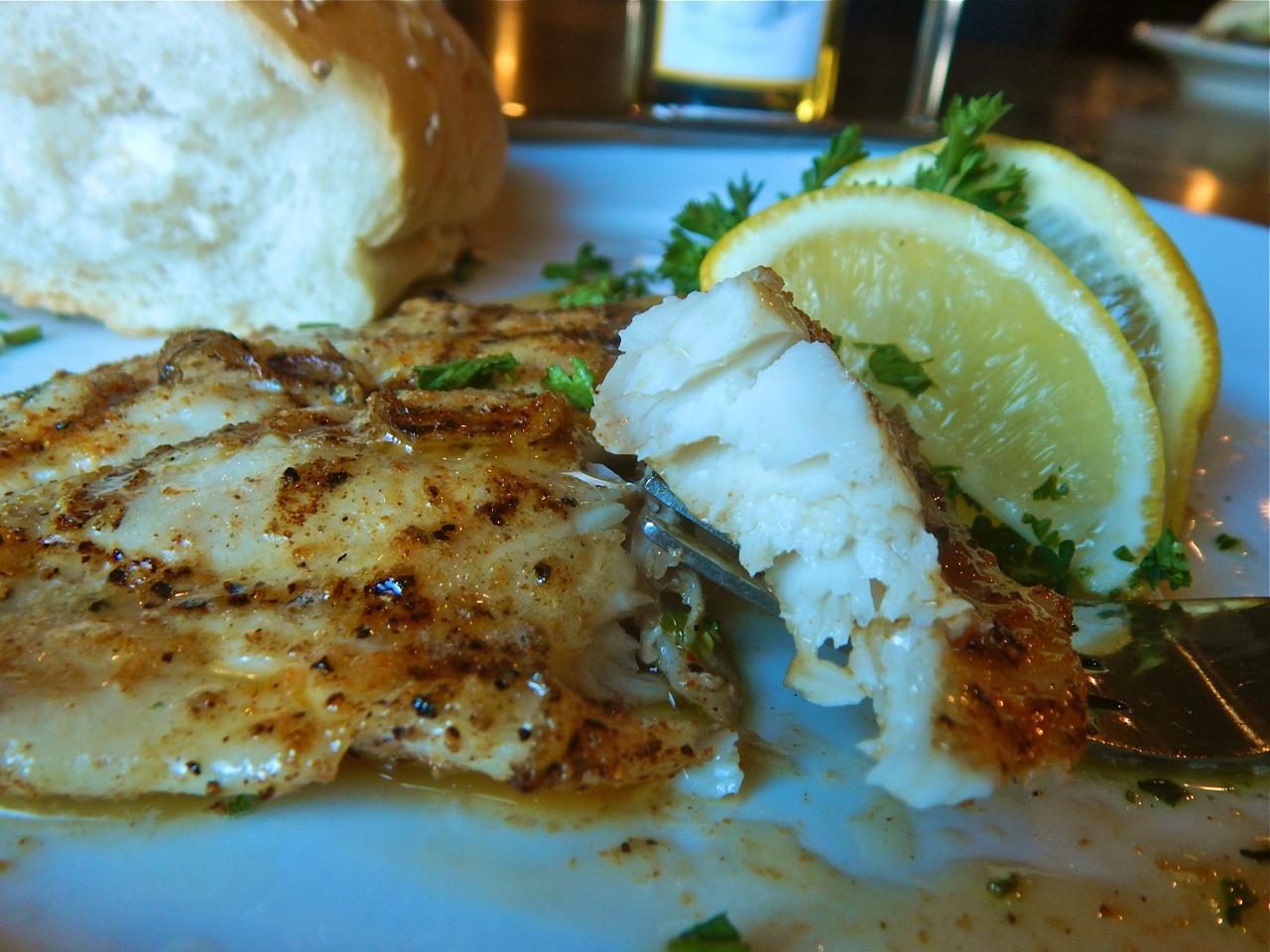 FRESH GULF FISH