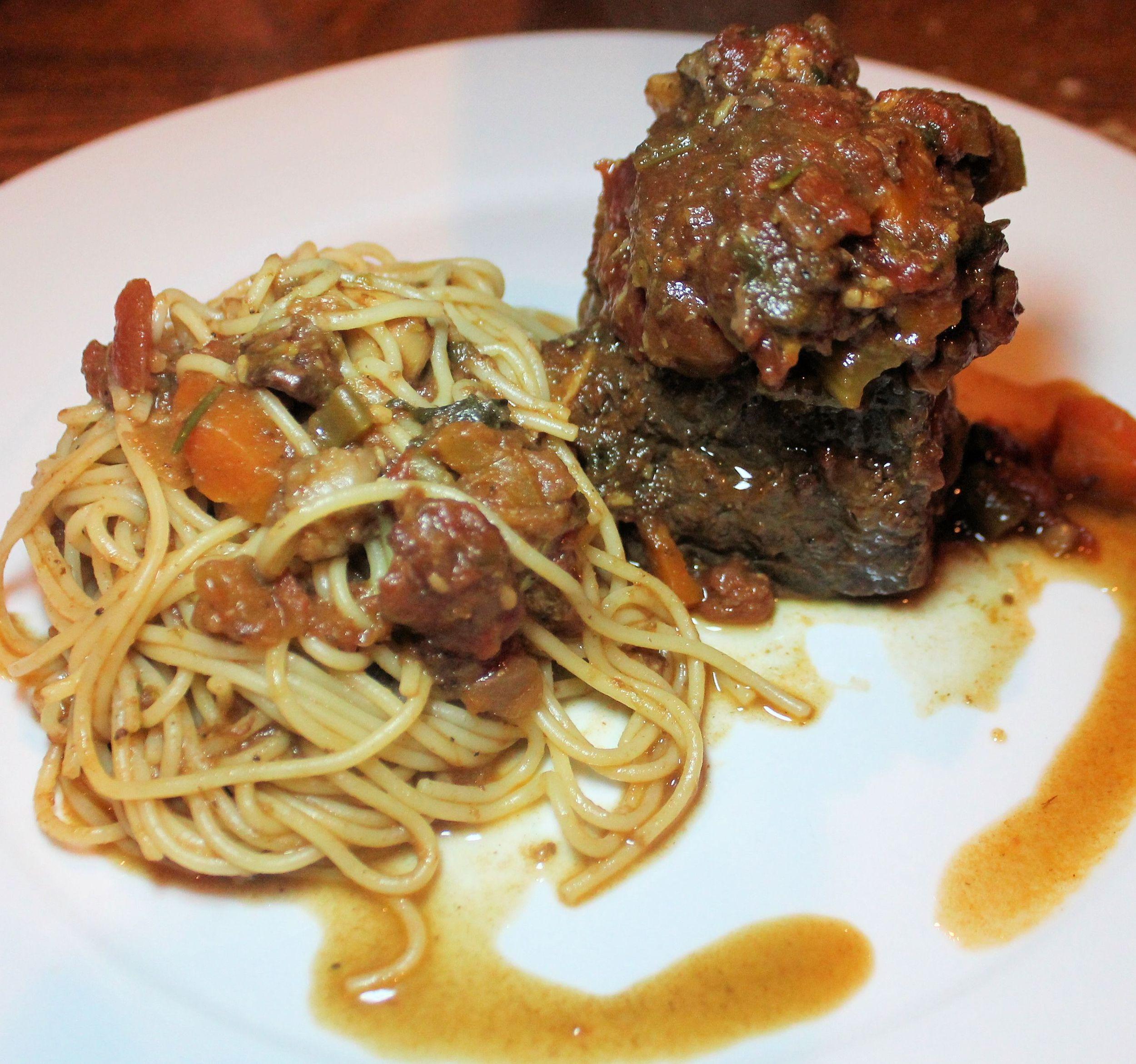 Italian beef daube