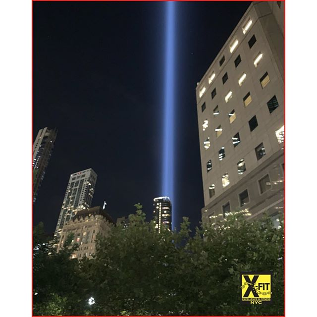 18 years never forget #instapic #instagram #instadaily #instacool #instaday #instanyc #nyc #nyctrainer #nycityworld #9/11 #neverforget #nyclife