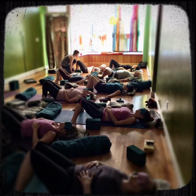 Radically Restorative Yoga with Alex Bauermeister