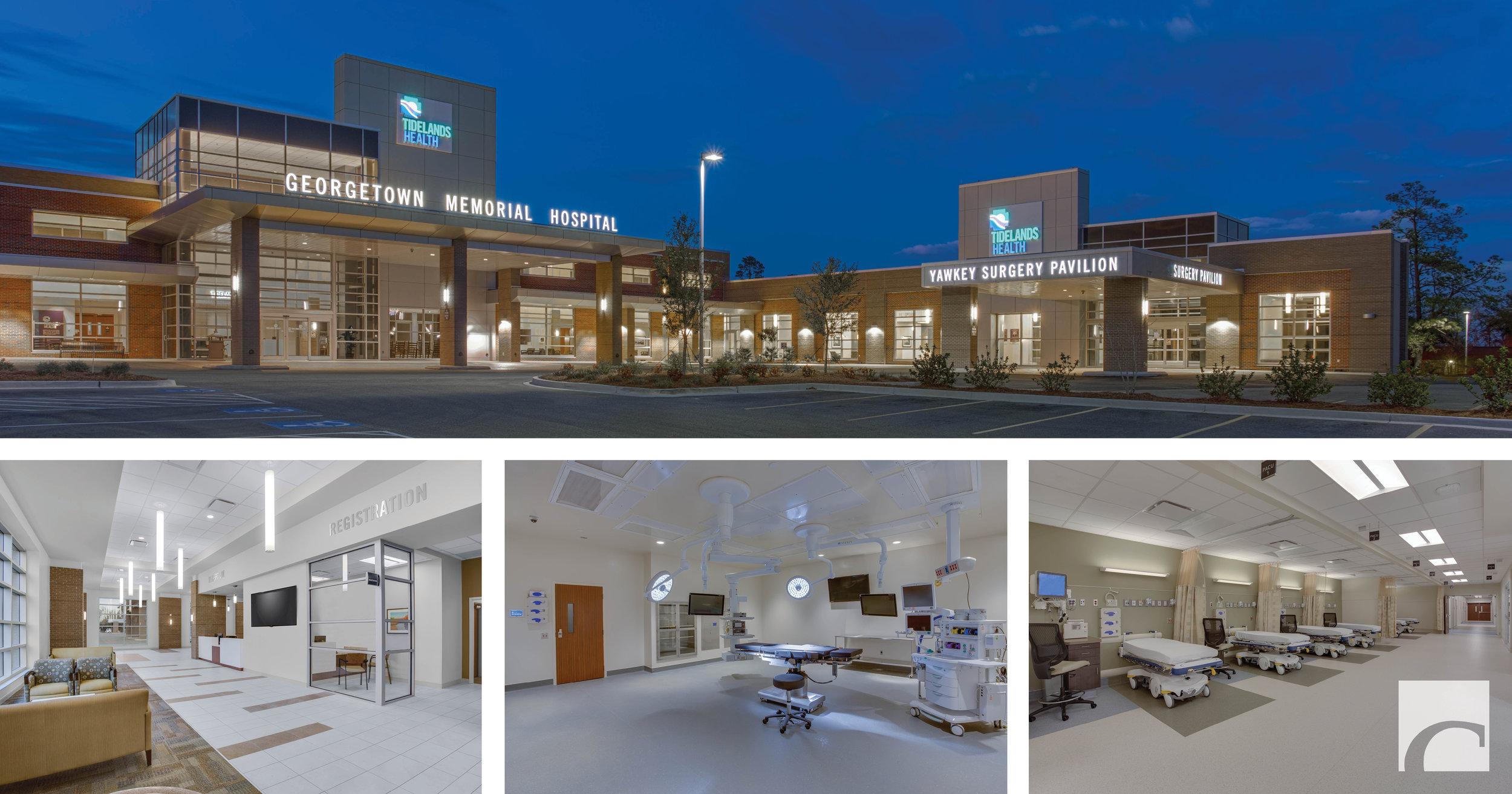 GMH Yawkey Surgery Pavilion