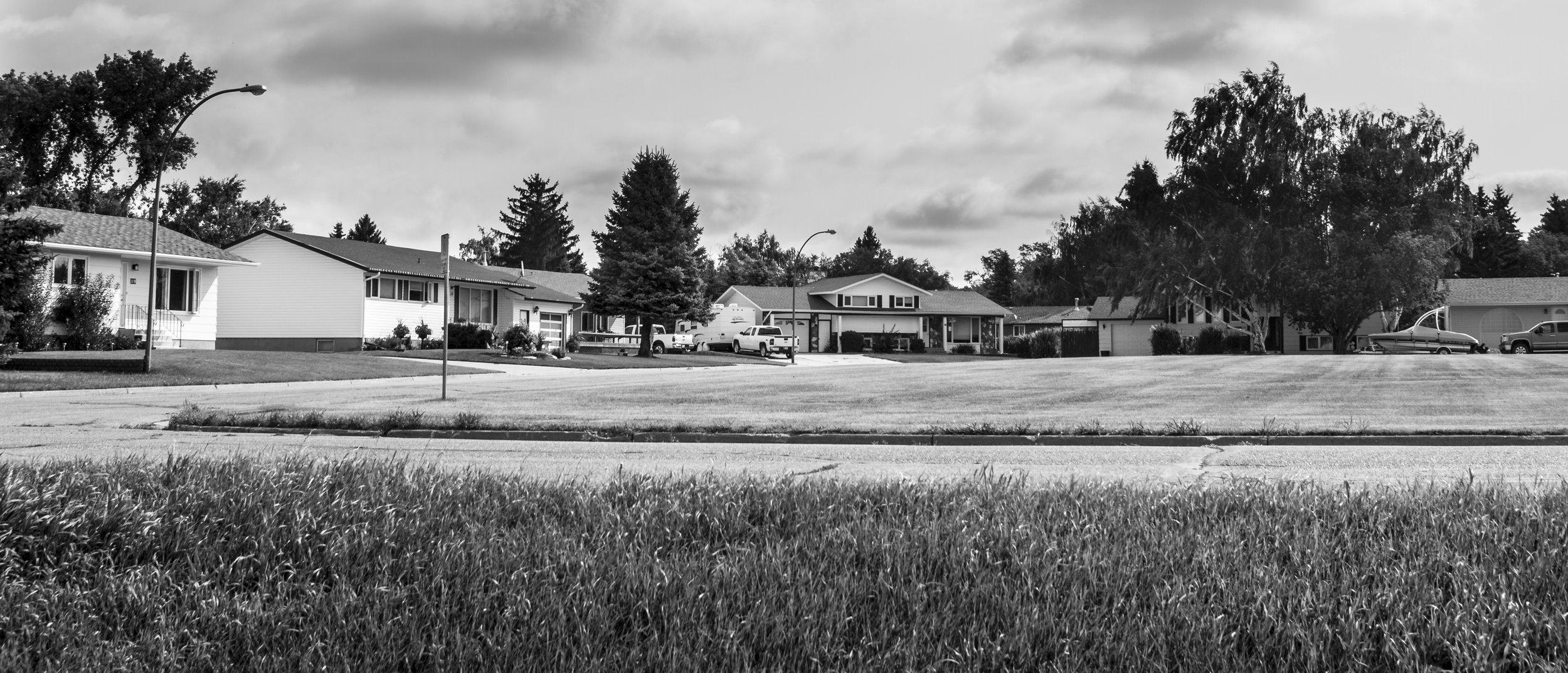 Tufts Crescent, Outlook, Saskatchewan, 2017