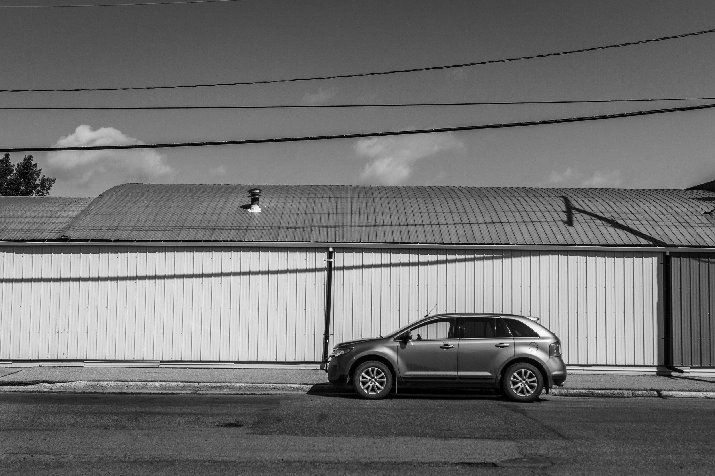 Pacific Avenue, Outlook, Saskatchewan, 2017